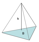 Tresidig pyramid